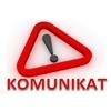 Powiadomienie o ryzyku przekroczenia pyłu zawieszonego PM10 - Poziom II - Ostrzeżenie