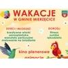 Kreatywne wakacje dla dzieci i dorosłych w gminie Mierzęcice