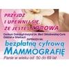 Zachęcamy kobiety w wieku 50-69 lat do skorzystania z bezpłatnych badań mammograficznych