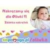 Zakręcona akcja dla małej Oliwii z Boguchwałowic